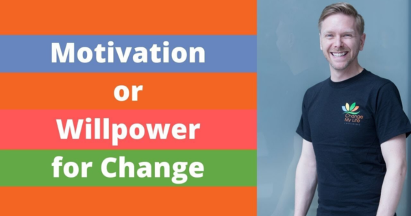Image for Motivation or Willpower for Change