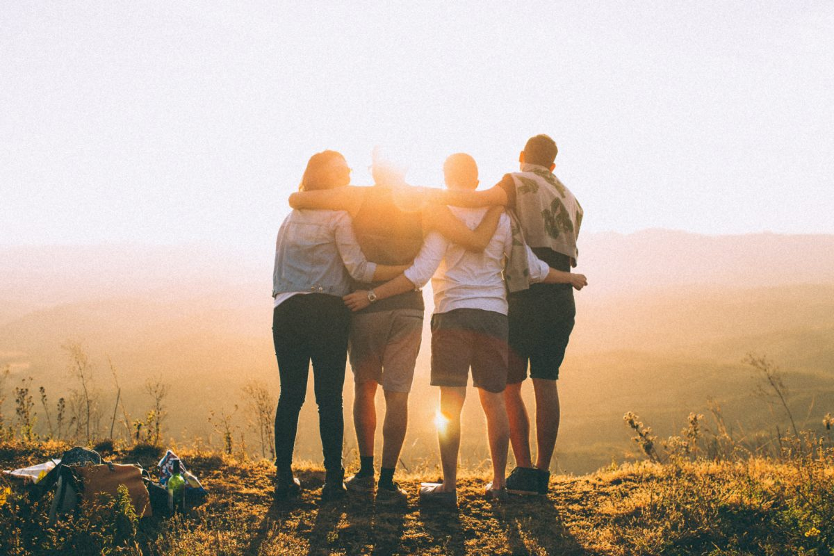 You Are NOT The 5 People You Spend The Most Time With